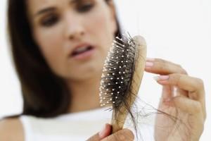 Pretirano izpadanje las